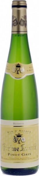 Вино Gustave Lorentz, Pinot Gris Reserve, Alsace AOC
