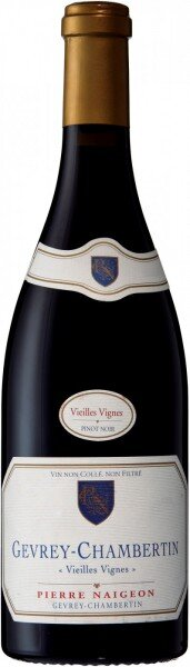 "Вино Pierre Naigeon, Gevrey-Chambertin ""Vieilles Vignes"" AOC, 2010"