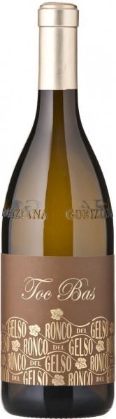 "Вино Ronco del Gelso, ""Toc Bas"" Friulano, Friuli Isonzo DOC"