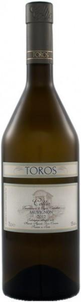 Вино Toros Franco, Sauvignon, Collio DOC, 2012