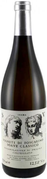 """Вино """"Vigneti di Foscarino"""", Soave Classico DOC, 2010"""