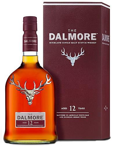 Виски Dalmore 12 years, gift box, 0.7 л