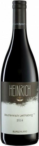 """Вино Weingut Heinrich, Blaufrankisch """"Leithaberg"""" DAK, 2014"""