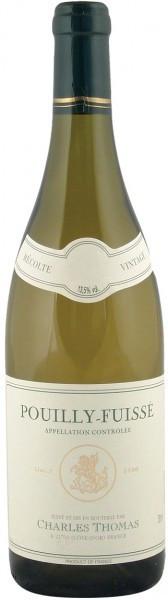 Вино Charles Thomas, Pouilly-Fuisse AOC, 2011