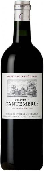 Вино Chateau Cantemerle, Haut-Medoc AOC 5-me Grand Cru, 2011