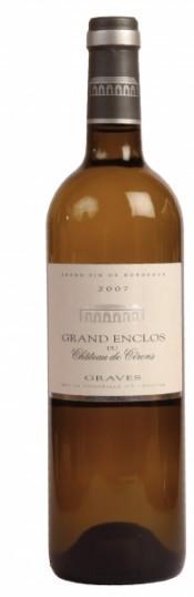 Вино Grand Enclos du Chateau de Cerons (Graves) AOC 2007