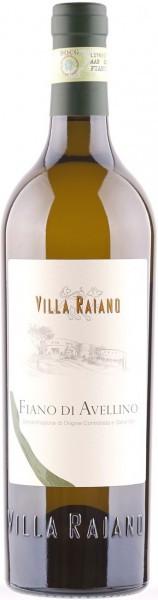 Вино Villa Raiano, Fiano di Avellino DOCG, 2015