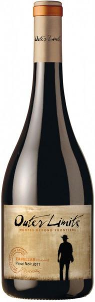 """Вино Montes, """"Outer Limits"""" Pinot Noir, 2011"""