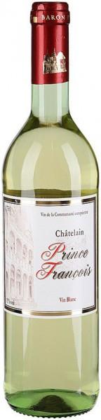 "Вино ""Chatelain Prince Francois"" Blanc Moelleux"