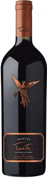 """Вино Montes, """"Taita"""", Colchagua Valley DOC, 2007"""