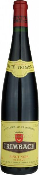 Вино Trimbach, Pinot Noir Reserve, Alsace AOC, 2012