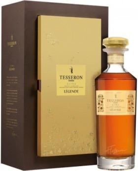 "Коньяк Tesseron, ""Extra Legend"", Grande Champagne AOC, in decanter & gift box, 0.7 л"