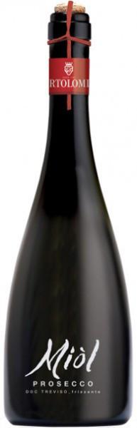 """Игристое вино Bortolomiol, """"Miol"""" Prosecco Frizzante, Treviso DOC"""