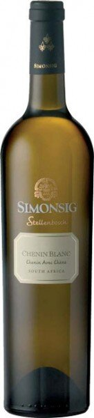 Вино Simonsig, Chenin Avec Chene, 2009