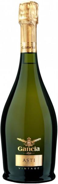 Игристое вино Gancia, Asti Vintage DOCG