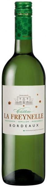 "Вино ""Chateau La Freynelle"" Blanc, Bordeaux AOC, 2016"