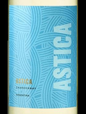 """Вино Trapiche, """"Astica"""" Chardonnay, 2017"""