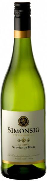 Вино Simonsig, Sauvignon Blanc, 2015