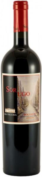 "Вино Aia Vecchia, ""SorUgo"", Bolgheri Superiore DOC, 2011"