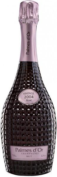 "Шампанское Nicolas Feuillatte, ""Palmes D'Or"" Brut Rose, 2004"