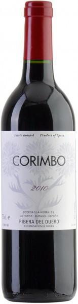"""Вино Bodegas La Horra, """"Corimbo"""", Ribero del Duero DO, 2010"""