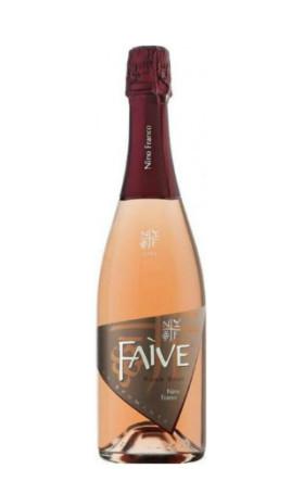 Игристое вино Nino Franco Faive Rose Brut 0.75л