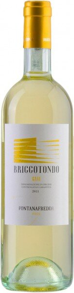 "Вино Fontanafredda, ""Briccotondo"" Gavi, Gavi DOCG, 2011"