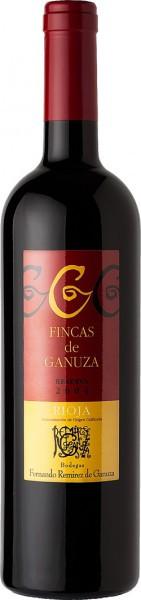 "Вино ""Fincas de Ganuza"" Reserva, Rioja DOC, 2005"