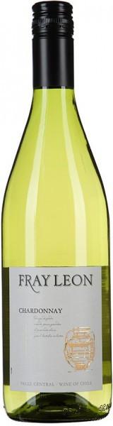 """Вино """"Fray Leon"""" Chardonnay, 2014"""