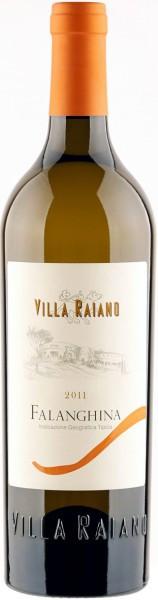 Вино Villa Raiano, Falanghina Beneventano IGT, 2011