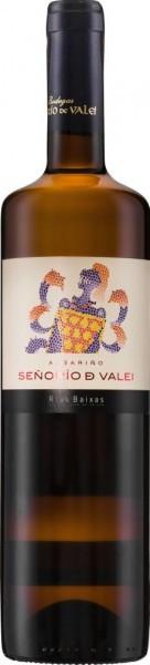 """Вино """"Senorio de Valei"""", DO Rias Baixas, 2015"""
