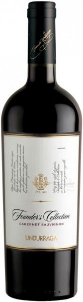"""Вино Undurraga, """"Founders Collection"""" Cabernet Sauvignon, 2013"""
