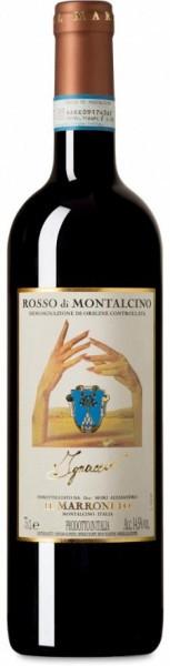 """Вино Il Marroneto, """"Ignaccio"""", Rosso di Montalcino DOC, 2014"""