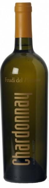 """Вино Feudi del Pisciotto, """"Alberta Ferretti"""" Chardonnay, Sicilia IGT, 2013"""