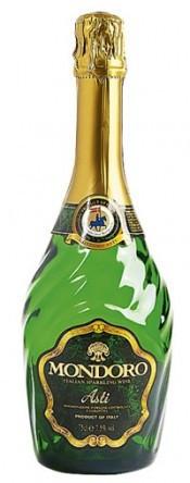 Игристое вино Asti Mondoro, 0.375 л