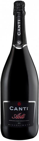 Игристое вино Canti, Asti DOCG, 2013, 1.5 л