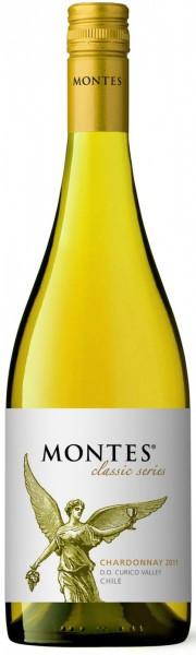 "Вино Montes, ""Classic"" Chardonnay, 2011"