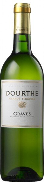 "Вино Dourthe, ""Grands Terroirs"" Graves Blanc, 2015"