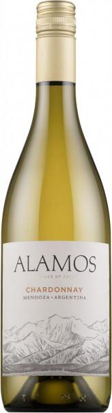 """Вино Catena Zapata, """"Alamos"""" Chardonnay, Mendoza, 2015"""