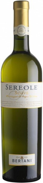 "Вино Bertani, ""Sereole"", Soave DOC, 2015"