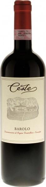 Вино Ceste Barolo DOCG, 2006