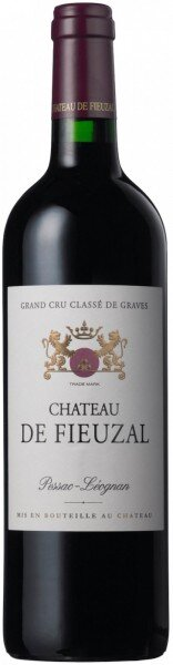 Вино Chateau de Fieuzal, Pessac-Leognan AOC Rouge, 2003, 0.375 л