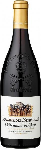 Вино Domaine des Senechaux, Chateauneuf-du-Pape Rouge AOC, 2011