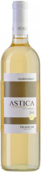"""Вино Trapiche, """"Astica"""" Chardonnay, 2013"""
