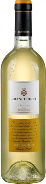 """Вино Firriato, """"Branciforti"""" White, Sicilia IGT, 2015"""