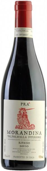 """Вино Pra, """"Morandina"""" Ripasso, Valpolicella Superiore DOC, 2010"""
