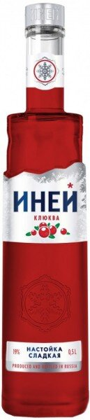 "Аперитив ""Sverkayushiy Iney"" Cranberry, 0.5 л"