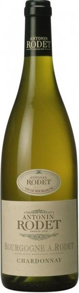 Вино Antonin Rodet, Bourgogne Chardonnay AOC, 2013