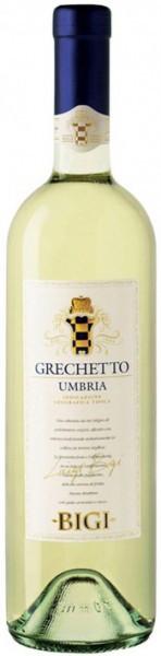 Вино Bigi, Grechetto, Umbria IGT, 2012