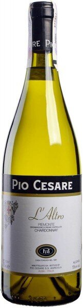 "Вино ""L'Altro"" Chardonnay, Piemonte DOC, 2014"